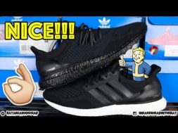 HOW TO BLACK OUT ADIDAS ULTRA BOOST MIDSOLES TUTORIAL!!!