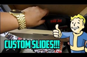 HOW TO MAKE CUSTOM SLIDES!!!
