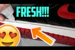 HOW TO WHITEN STITCHING ON MIDSOLES TUTORIAL!!!