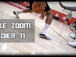 LeBron Zoom Soldier 11 Performance Test