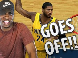 "Paul George GOES OFF!! | ""Undefeated"" Series 