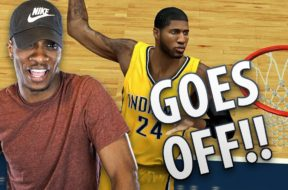 """Paul George GOES OFF!!   """"Undefeated"""" Series   12-0"""