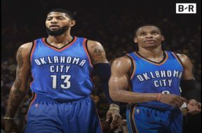 PAUL GEORGE GOES TO OKC!! YOU KNOW WHAT THIS MEANS?!