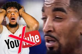 YOUTUBE DELETED THIS VIDEO!! VOTE IN THE COMMENT SECTION! NEED 10,000 VOTES! LBJ or KD??
