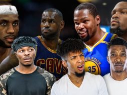 NBA PLAYERS REACT TO THEIR 2K RATINGS! (They Sneak Dissin D.Lo Too!)