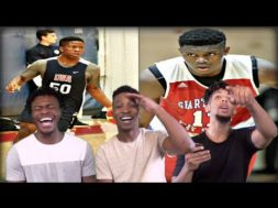 YO… will the real Zion PLEASE STAND UP! | Zion Williamson vs Zion Harmon