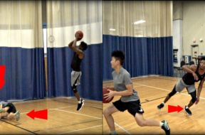 16-Yr Old Asian Kid DOES NOT GIVE UP! Gets Ankles SNAPPED and SHIFTS Defender Very Next Play!