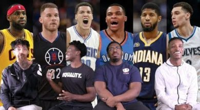 Best Dunkers From Each NBA TEAM!