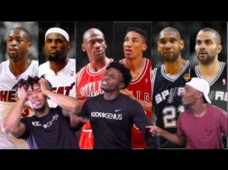 BEST NBA DUO'S OF ALL TIME LIST!