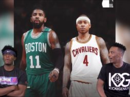 BREAKING: Kyrie Traded For Isaiah Thomas!