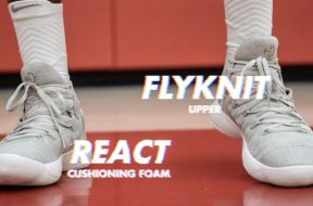 Nike React Hyperdunk 2017 PERFORMANCE TEST