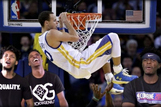 Stephen Curry BEST PLAY EVERY GAME from 2016-17 Season!!