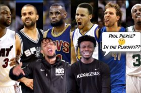 Top 10 GREATEST NBA Playoff Performers!
