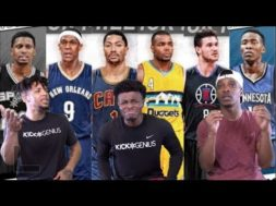 Top 8 Overpaid NBA Athletes List! + Top 7 UNDERPAID NBA Athletes!