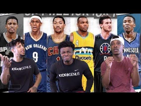 Top 8 Overpaid NBA Athletes List! + Top 7 UNDERPAID NBA Athletes!