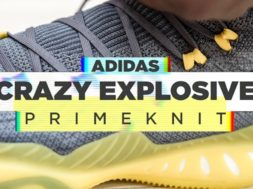 Adidas Crazy Explosive 2017 PK Performance Test
