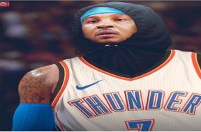 MELO GET'S TRADED TO THUNDER!