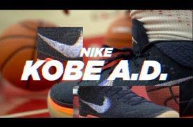 Nike Kobe A.D. Performance Test