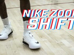 Nike Zoom Shift Performance Test