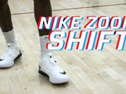 Nike Zoom Shift Performance Test