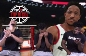 They FORGOT ______ in the TOP 10 POINT GUARDS!! Ronnie 2k, WHATS GOOD??