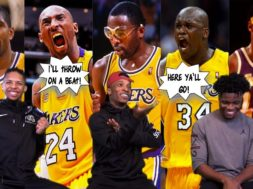 WHY HE GO OFF LIKE THAT?! Ranking All-Time Starting 5 From All 30 NBA Teams