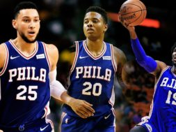 Ben Simmons 6'11 POINT GOD?! Markelle Fultz Shoulder Injury