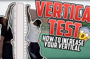 FINALLY Getting My VERTICAL JUMP Tested! SURPRISING RESULTS!!