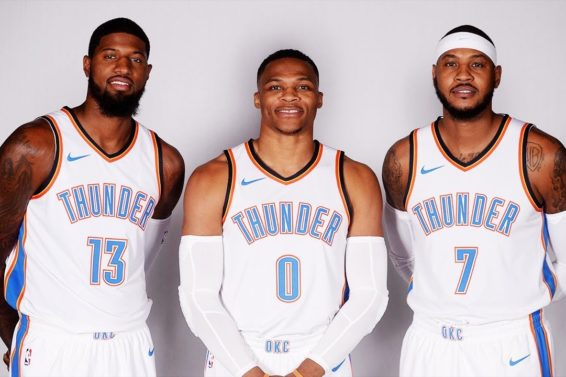 First Look At The Oklahoma City Thunder! | Full Scrimmage Highlights