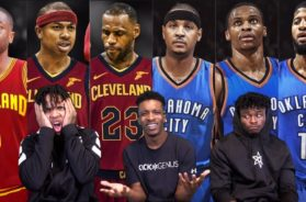 Which NBA Team Has The BEST Big 3!