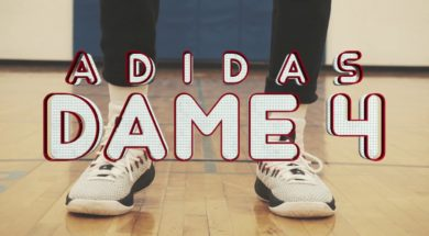 Adidas Dame 4 Performance Test