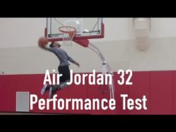 Air Jordan 32 Performance Test