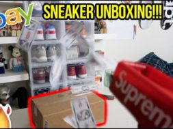 EBAY SNEAKER UNBOXING!!! STEAL, DEAL, OR NAH?