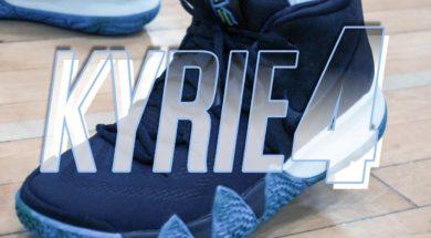 Nike Kyrie 4 Performance Test