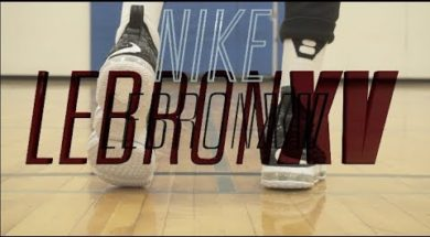 Nike LEBRON 15 PERFORMANCE TEST