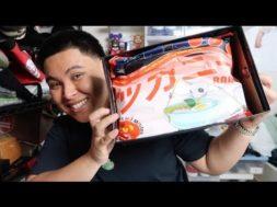 SAUCONY GRID 8500 'RAMEN' REVIEW!!! (BEST PACKAGING EVER)
