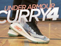 UA Curry 4 Performance Test