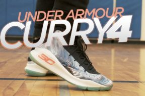 UA Curry 4 Performance Test