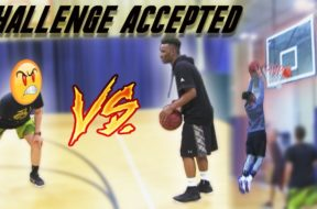 ANOTHER KID CHALLENGES NICK 1V1!