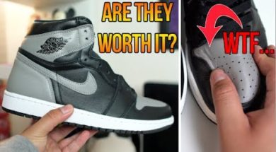 IS THE 2018 AIR JORDAN 'SHADOW' 1WORTH COPPING? (REVIEW + ON FEET)