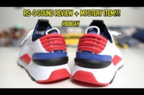 PUMA R-0 SOUND REVIEW + ON FEET!!! (CRAZY GIFT INCLUDED) #808DAY
