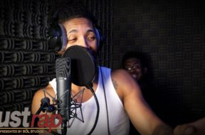 TRYING AUTOTUNE for the FIRST TIME!   #JustRap