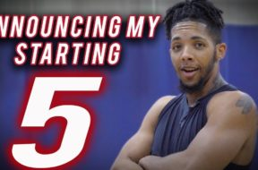 Tre Announces His OFFICIAL Starting Five for 2018-19 NBA Season!