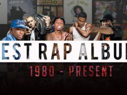 Best Rap Album Each Year Reaction