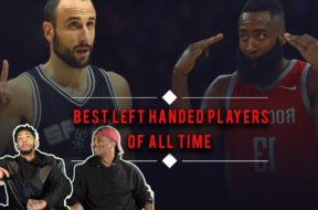 I DISAGREE WITH THIS LIST! Top 10 Left-Handed NBA Players of all Time