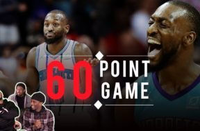 IT'S OFFICIAL: Kemba Walker is a KILLER!