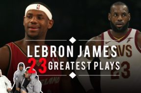 Lebron James: Top 23 Plays (On Cleveland ONLY)