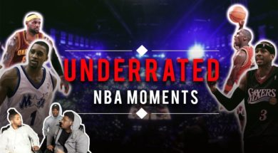 Most Underrated and Forgotten NBA Moments REACTION