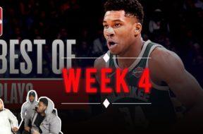 NBA Best & Worst Plays! (FIRST MONTH 2018)