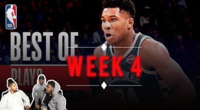 NBA Best & Worst Plays! (FIRST MONTH 2018)